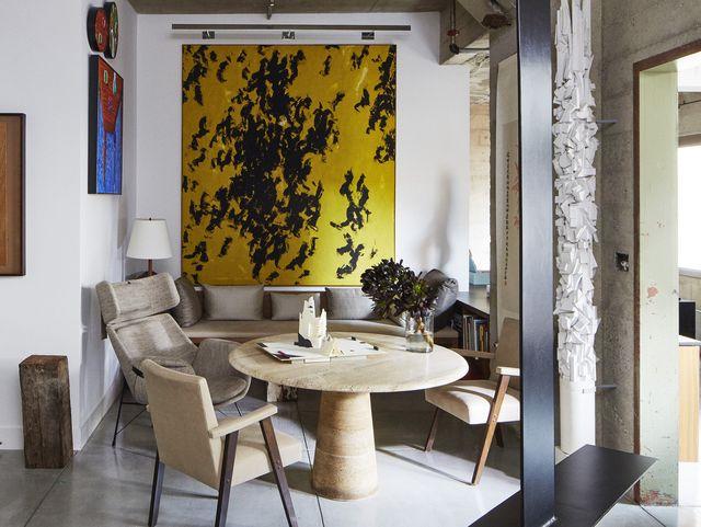 Tour A Raw Refined San Francisco Home Artistic Interior