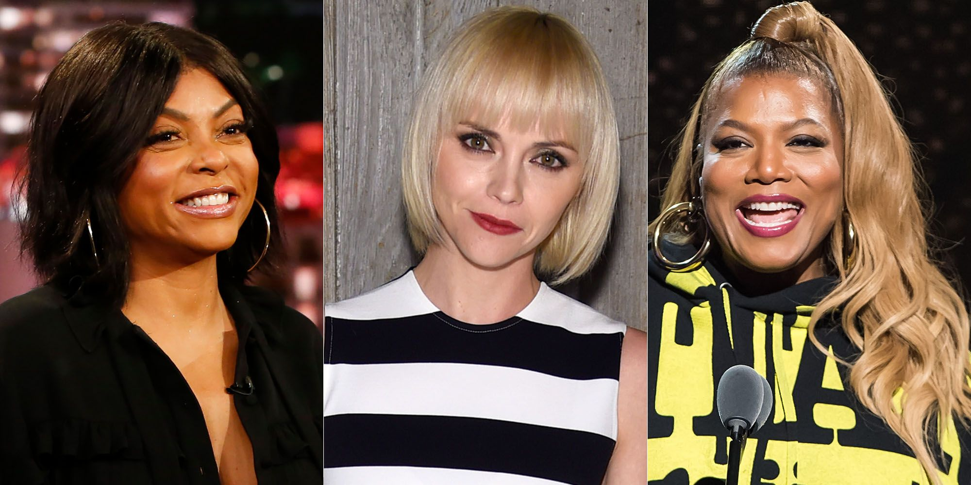 The Most Flattering Hairstyles for Round Faces