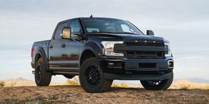 Roush F-150 5.11 Tactical Edition