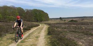 De gravelroute van de Maand: Kroondomein Apeldoorn