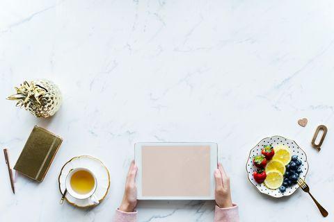 Yellow, Fashion accessory, Table, Still life photography, Tableware, Jewellery, Breakfast, Still life,