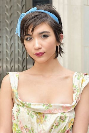 Rowan Blanchard - Cute Kids Hairstyles