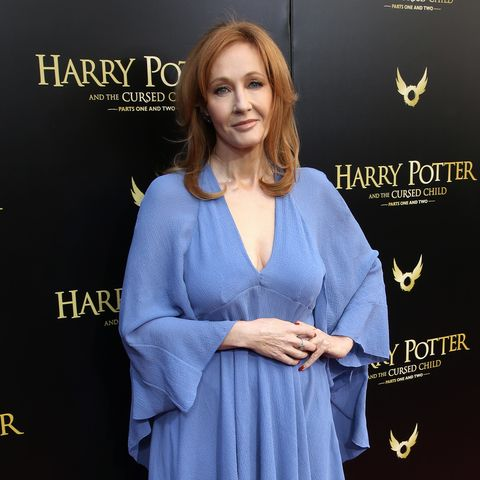 JK Rowling announces Harry potter at Home