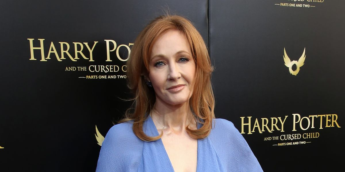 JK Rowling launches 'Harry Potter at Home' hub filled with quizzes and activities for first-time readers