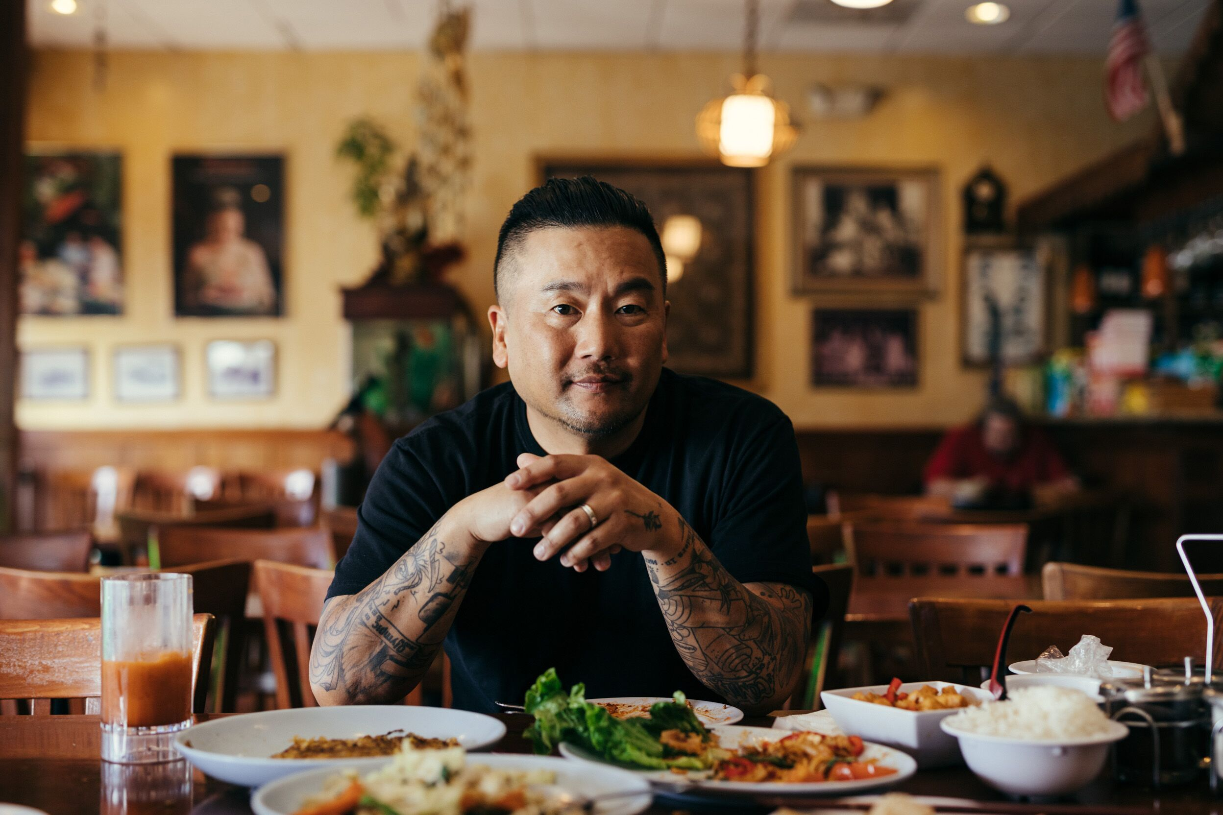 Roi Choi Had to Confront His Weed Demons in L.A. to Learn About Cannabis Cuisine