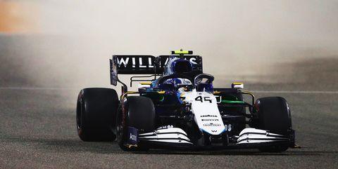 formula 1 testing in bahrain