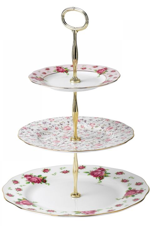 royal albert cake stand