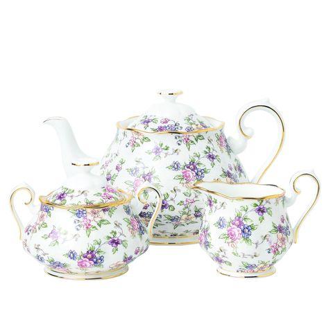 與英國女王、凱特一起優雅享用下午茶!揭秘英國「皇室御用茶具」3大經典品牌