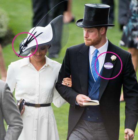 Royal Ascot 2018 - Meghan Markle and Prince Harry