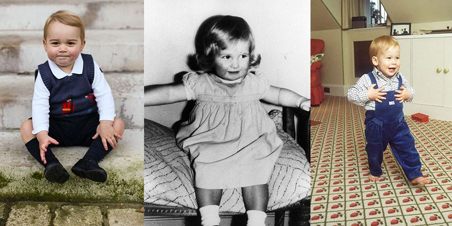 The 50 Cutest Royal Baby Photos of All Time