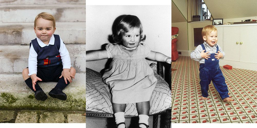 The Cutest Royal Baby Pictures Of All Time 40 Royal Baby