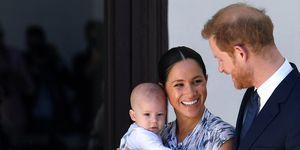 Royal baby, Archie Mountbatten-Windsor,Africa tour photos, Meghan Markle, Prince Harry