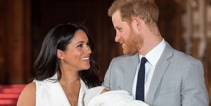Is there a hidden message in royal baby Archie Harrison's name?