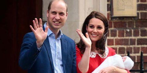 royal baby number 3 kate william body language