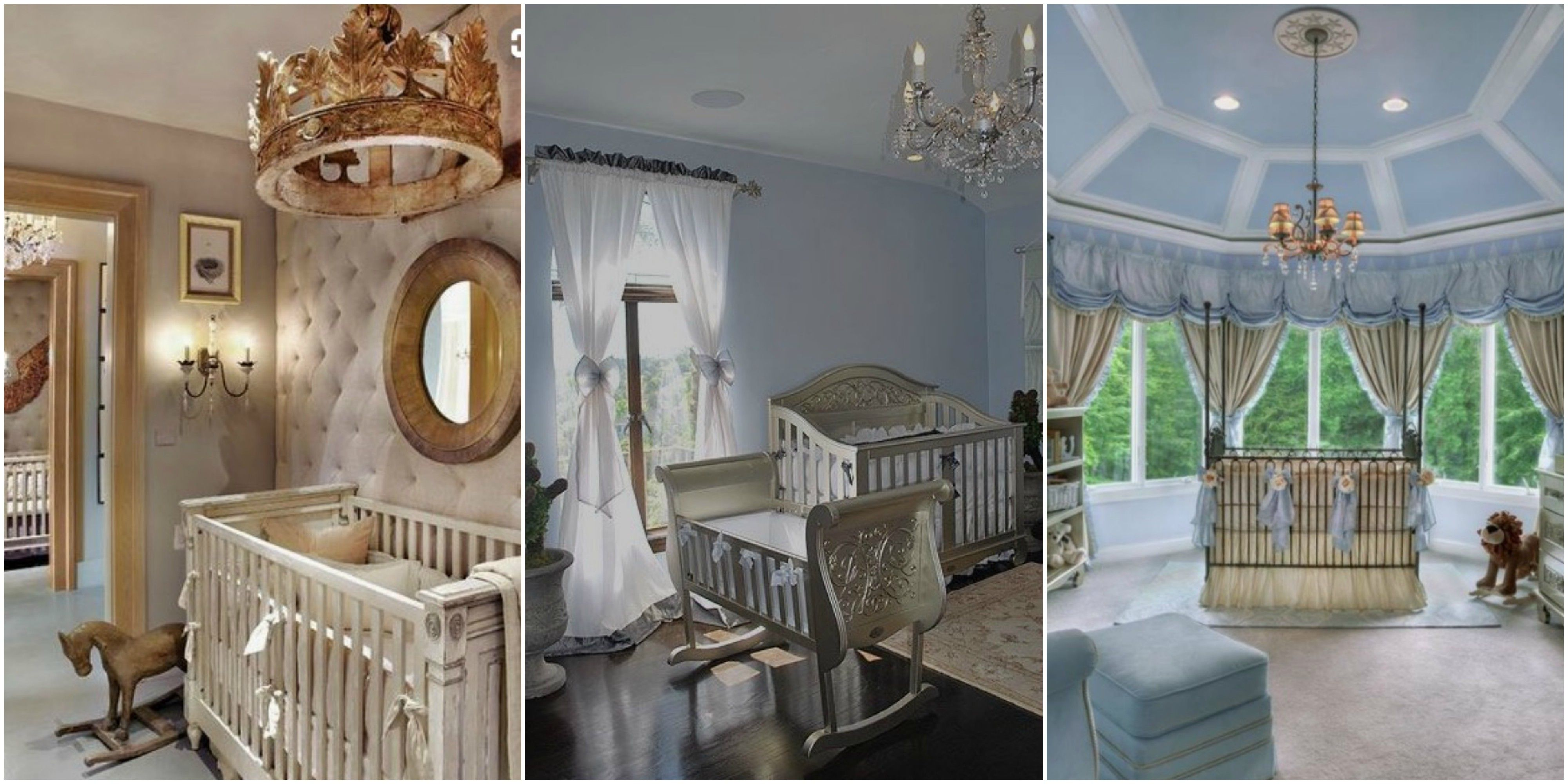 A Nursery For A Royal Baby