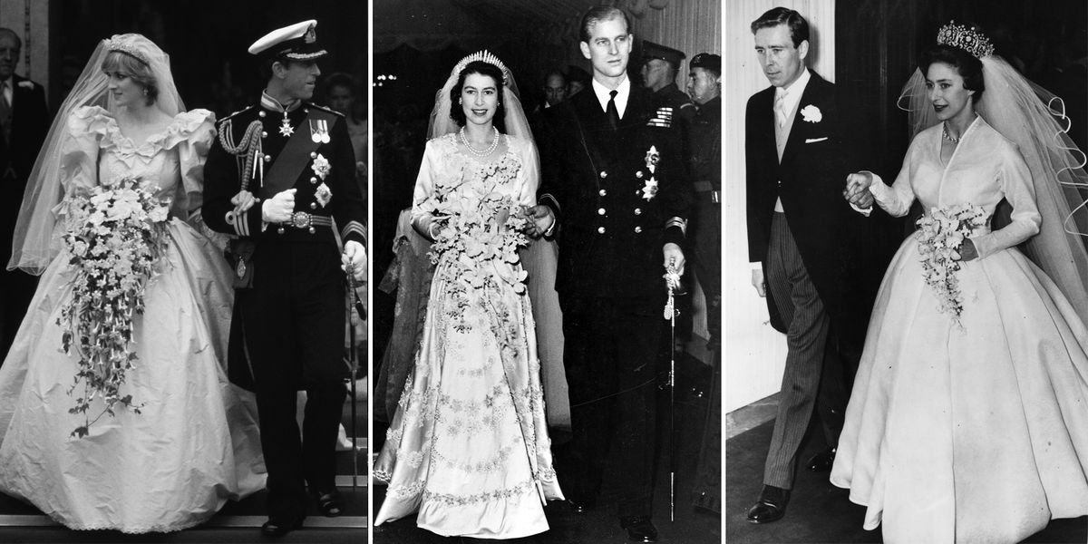 Royal Wedding Dresses: 13 Of The Most Stunning Gowns Worn