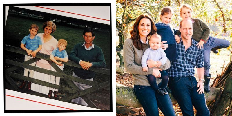 20 Of The Best Royal Family Christmas Cards, From Meghan Markle To Kate Middleton