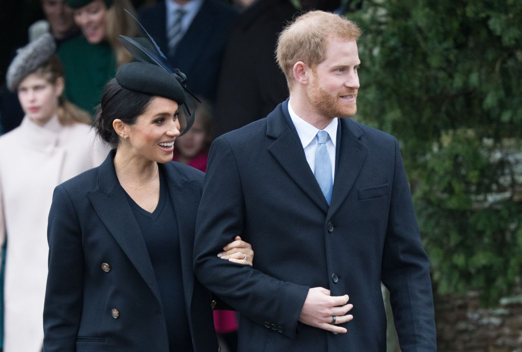 Meghan Markle and Prince Harry are reportedly excited to decorate their new home for Christmas