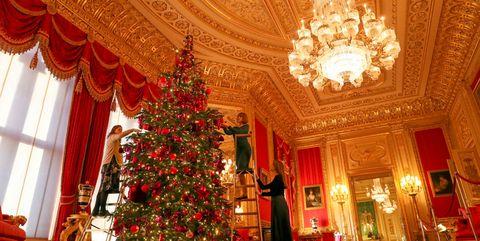 de mooiste kerstbomen van royals