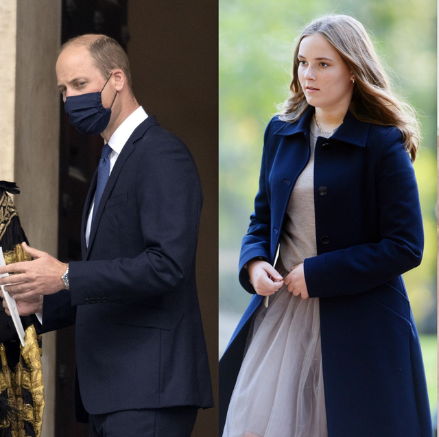 royals who are diagnosed covid 19
