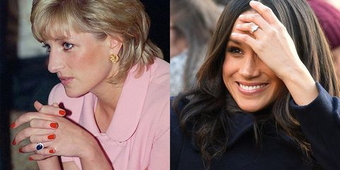 the evolution of the royal engagement ring