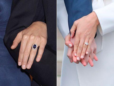 Royal engagement photos
