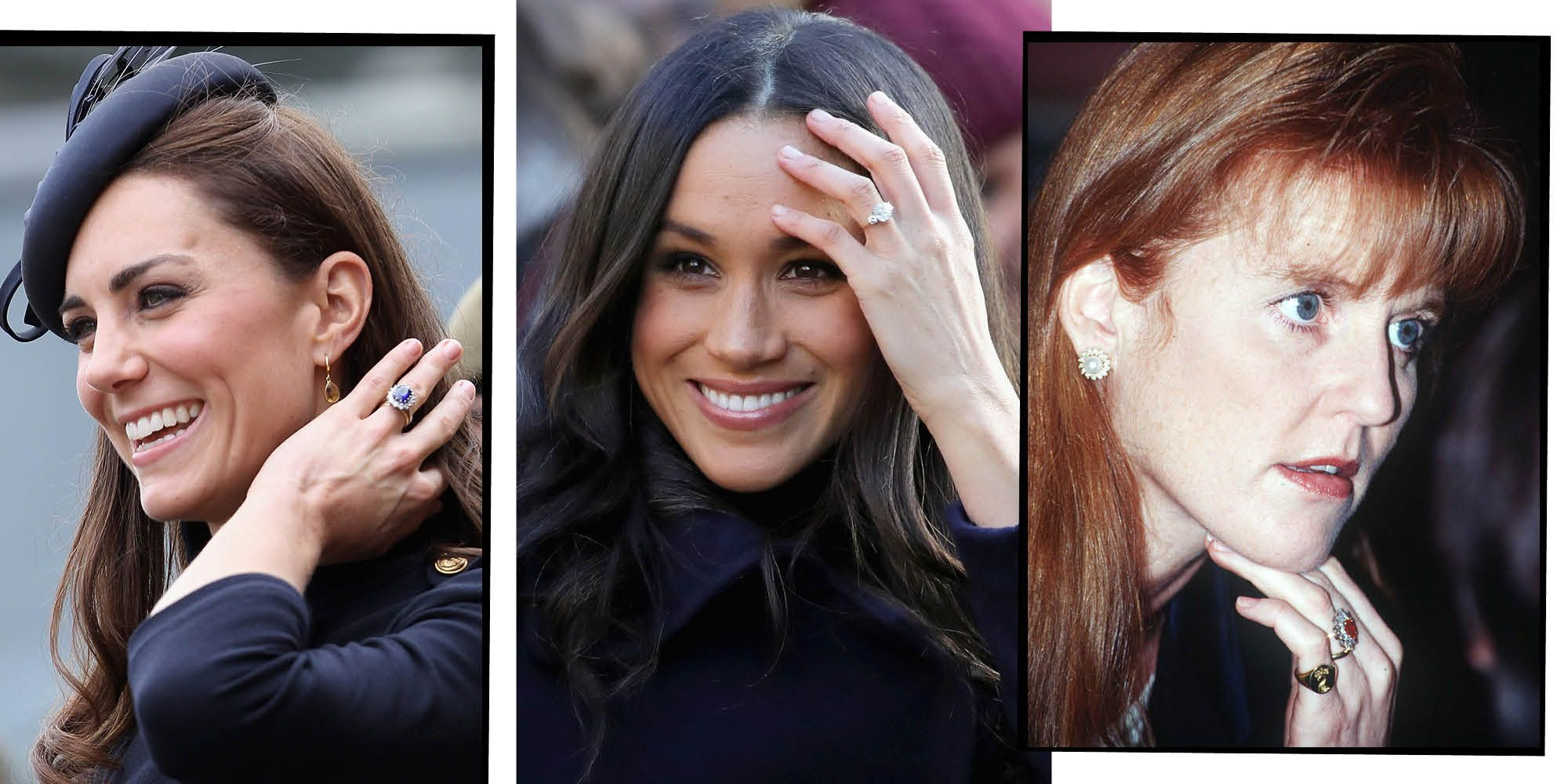 8 Dazzling Royal Engagement Rings (And Where You Can Buy Similar)