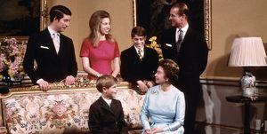 Royal Family 1960