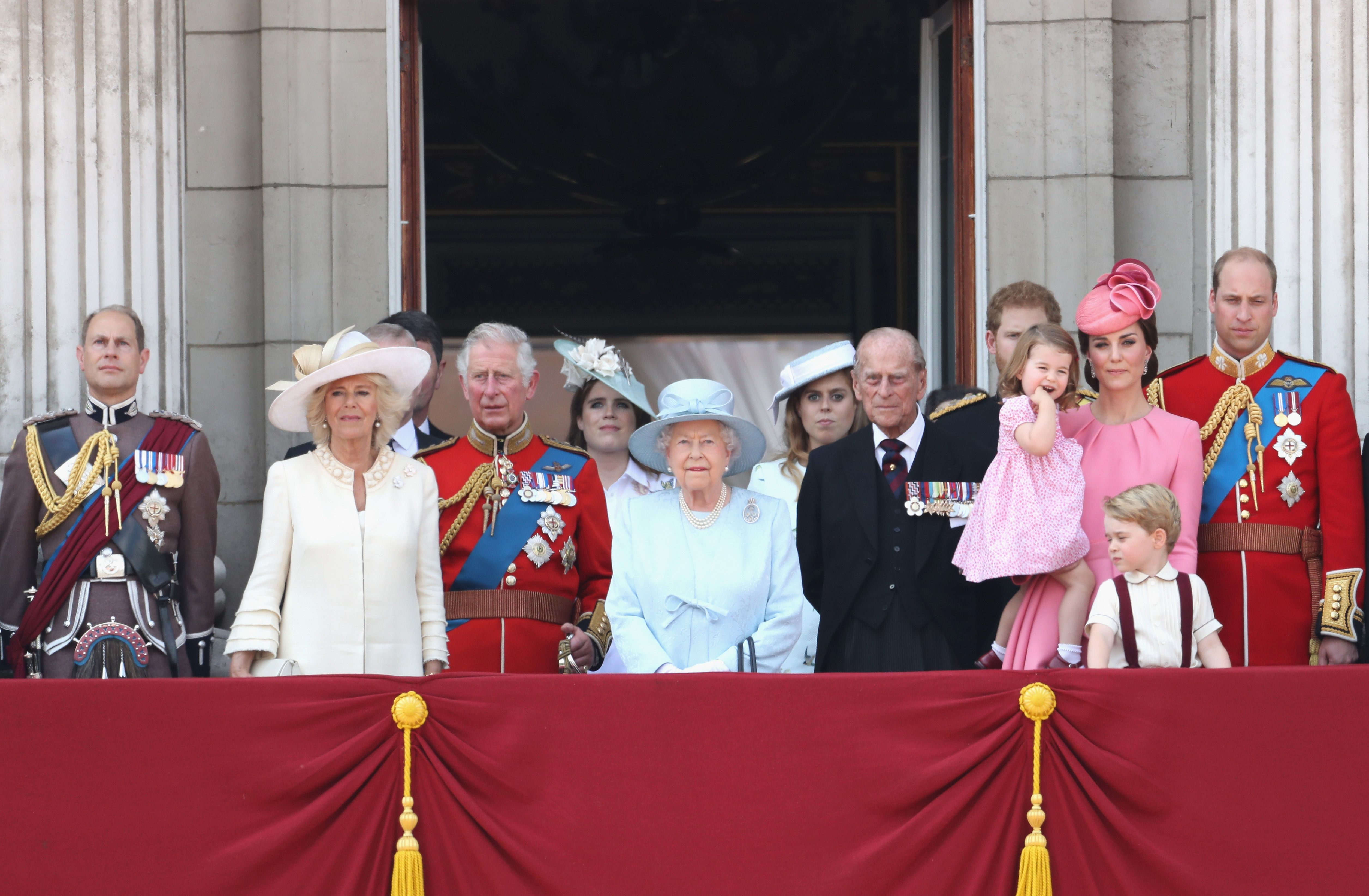 The Full Names of Everyone in the Royal Family, Including Prince ...