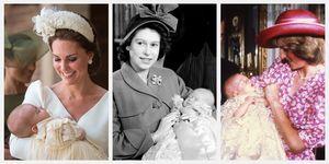 royal family christening