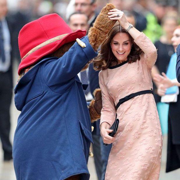 royal family dancing photos queen elizabeth kate middleton