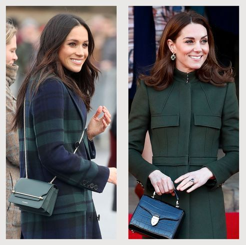 Queen Elizabeth Kate Middleton Meghan