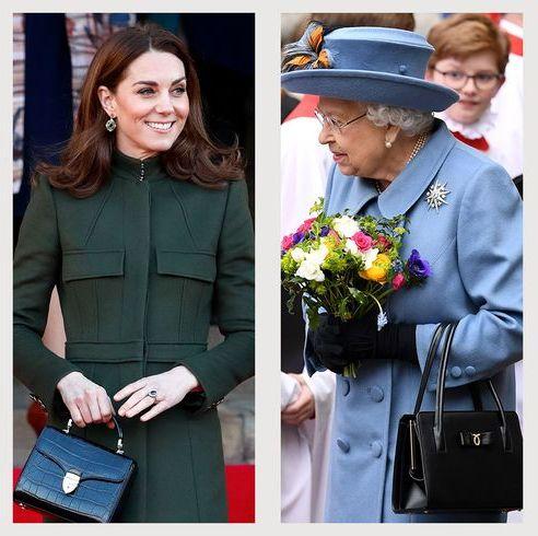 ロイヤルファミリー エリザベス女王 キャサリン妃 メーガン妃 ベアトリス王女 カミラ夫人