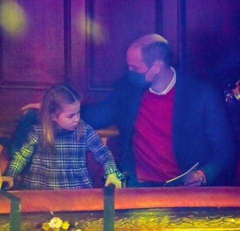 royal family nicknames, princess charlotte, prince william