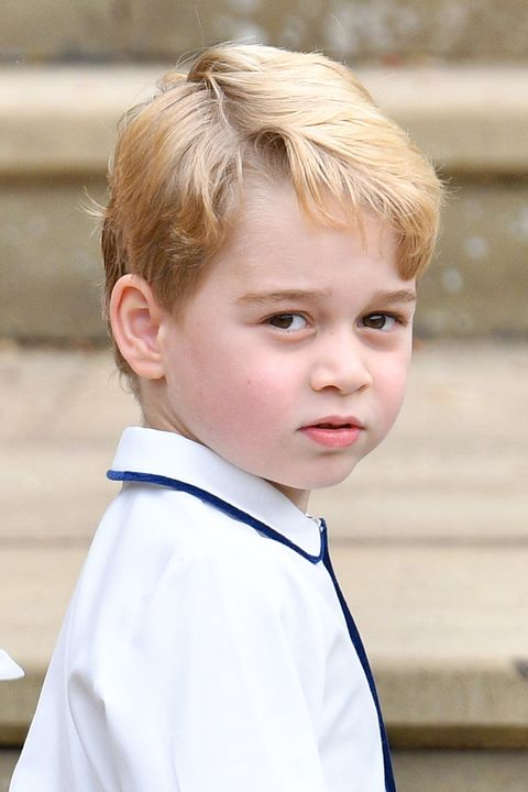 Here's what all your favourite royal family members looked like at one-year-old