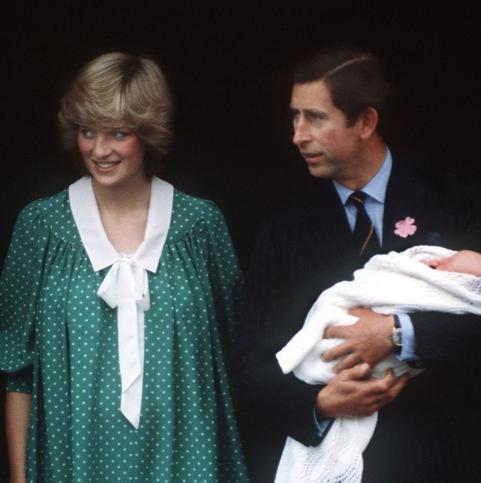 prinses diana prins william geboorte meghan markle archie geboorte princess eugenie