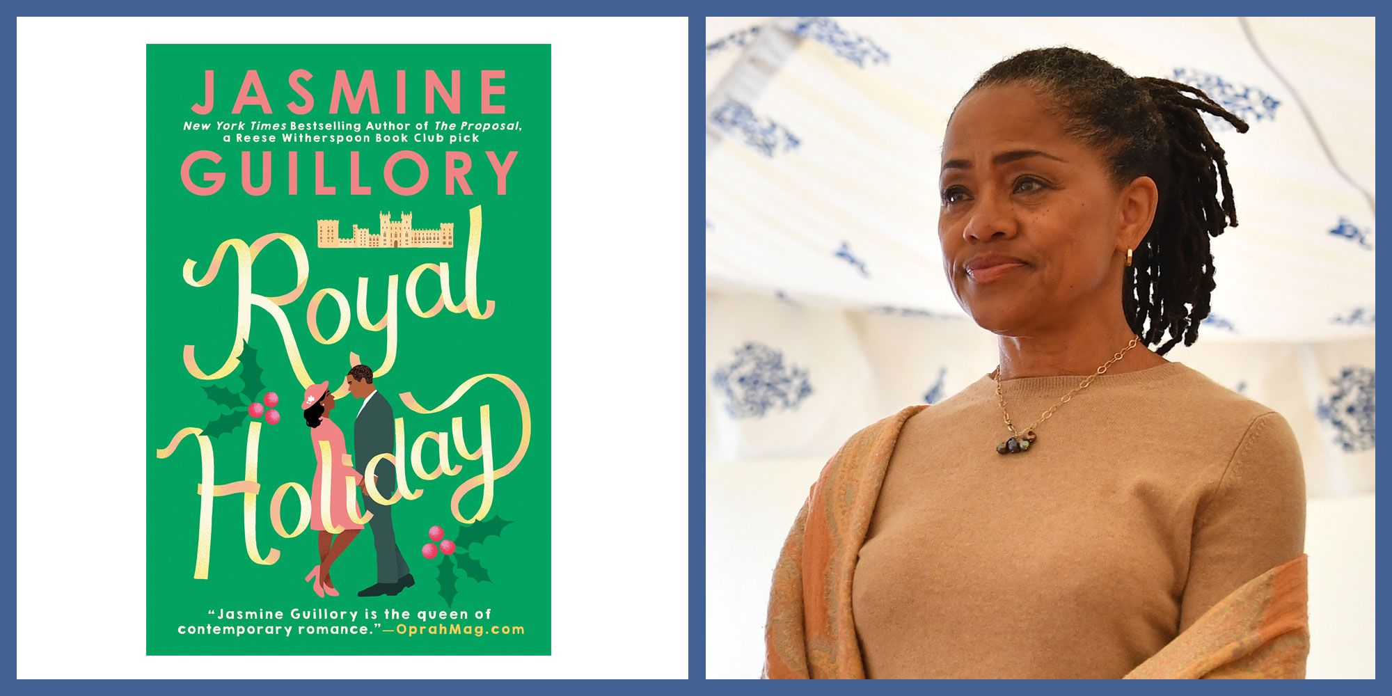 Doria Ragland, Meghan Markle's Mom, Inspired a Romantic New Book
