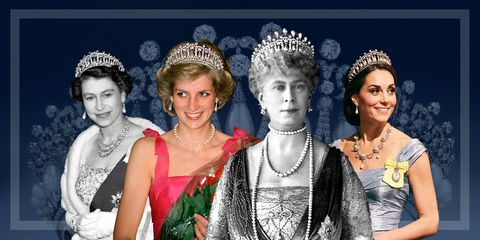 1faf7c35e Best Royal Family Jewelry - History Behind Royal Family Heirlooms