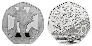The Royal Mint coins