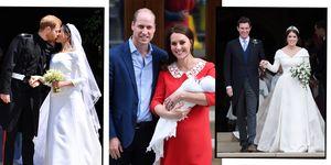 Best royal moments of 2018 - Royal wedding, royal baby