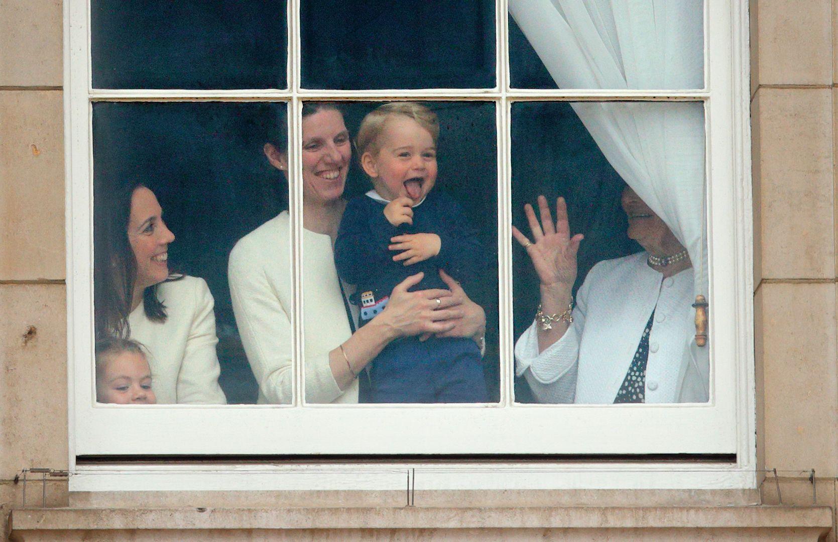 Meet the woman raising the next generation of royals