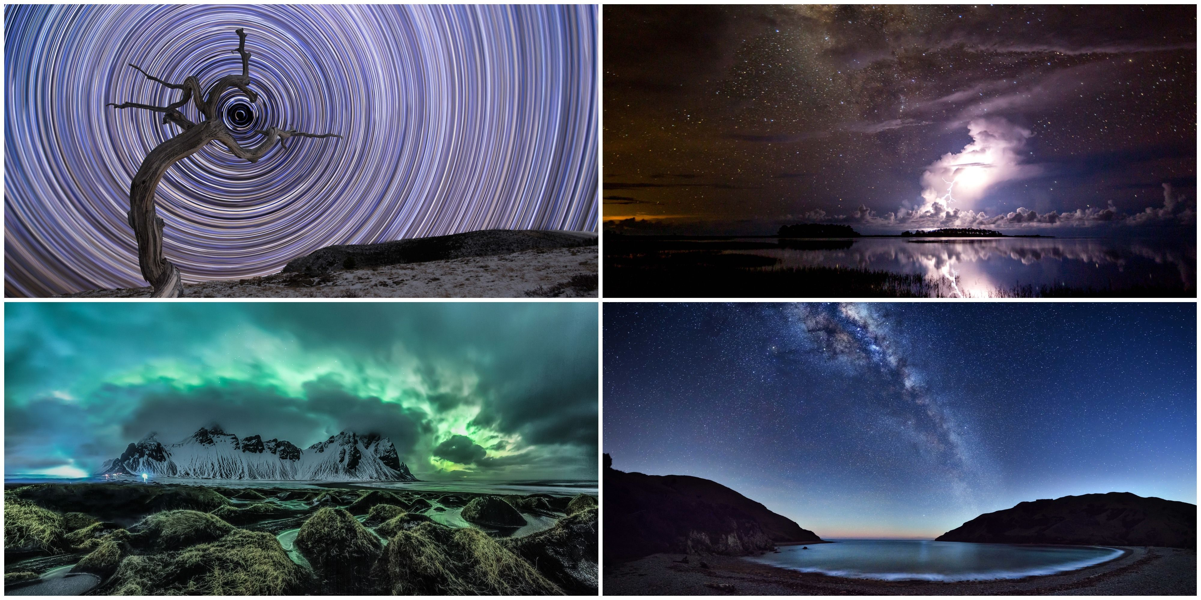 Finalists of the Astronomical Photographer of the Year Contest