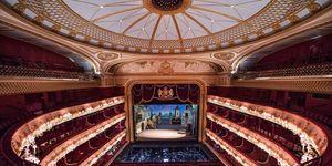 Royal Opera House, opera, ballet, bioscoop, nederland, the Royal Opera. The Royal Ballet, Nederland, Amsterdam, bioscopen