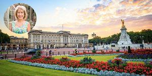 Royal palaces tour with Jennie Bond