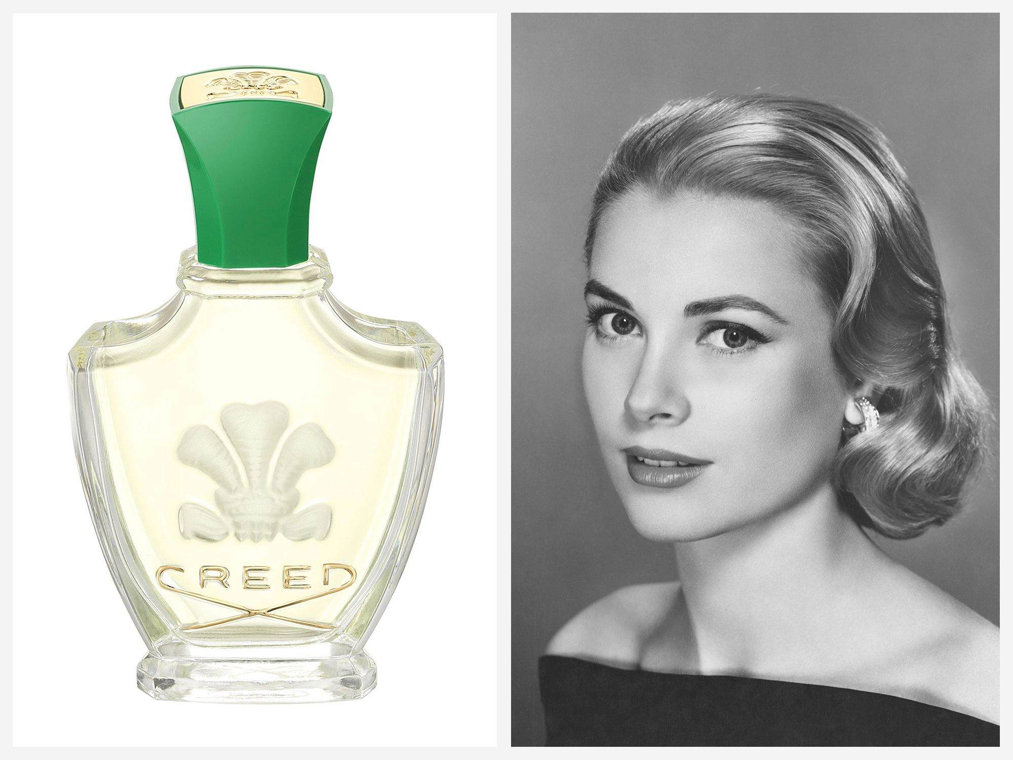 Princess Grace famously received Creed Fleurissimo from her soon-to-be-husband Prince Raniere as a pre-wedding gift.