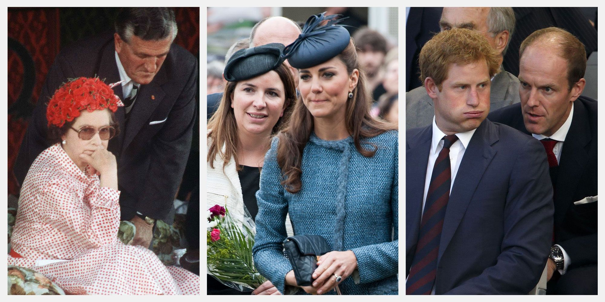 20 Photos of Royal Staffers for Queen Elizabeth, Kate Middleton, and Others Getting the Work Done