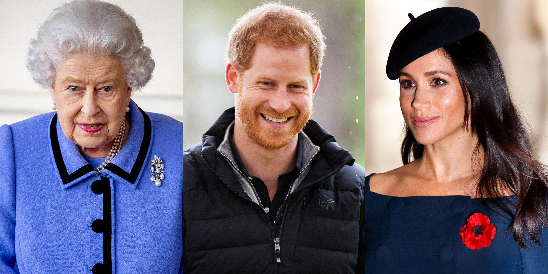 Every Single Royal Family Member's Net Worth