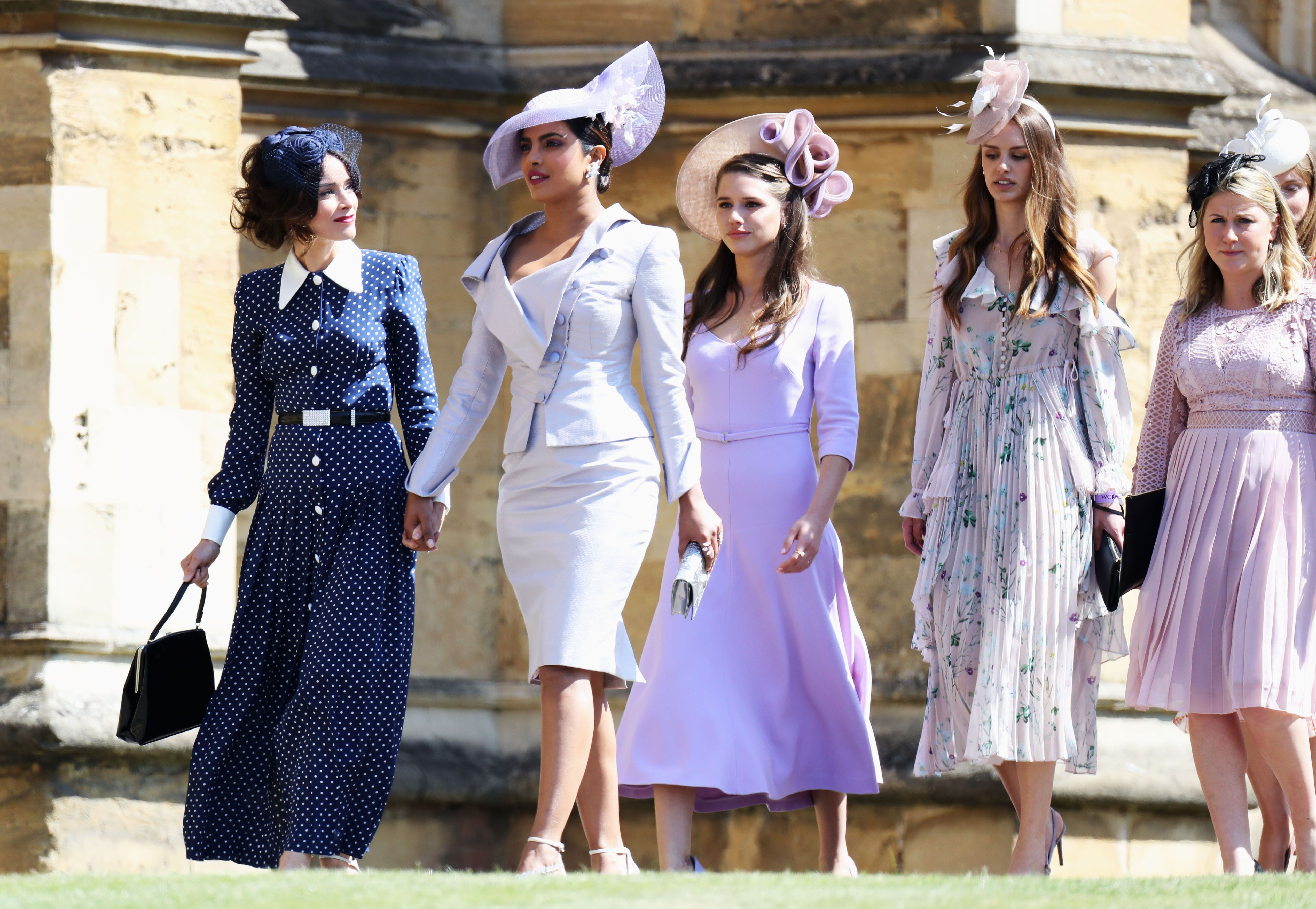 Guests At Royal Wedding.Royal Wedding 2018 Celebrity Guest List Famous Guests At The Royal