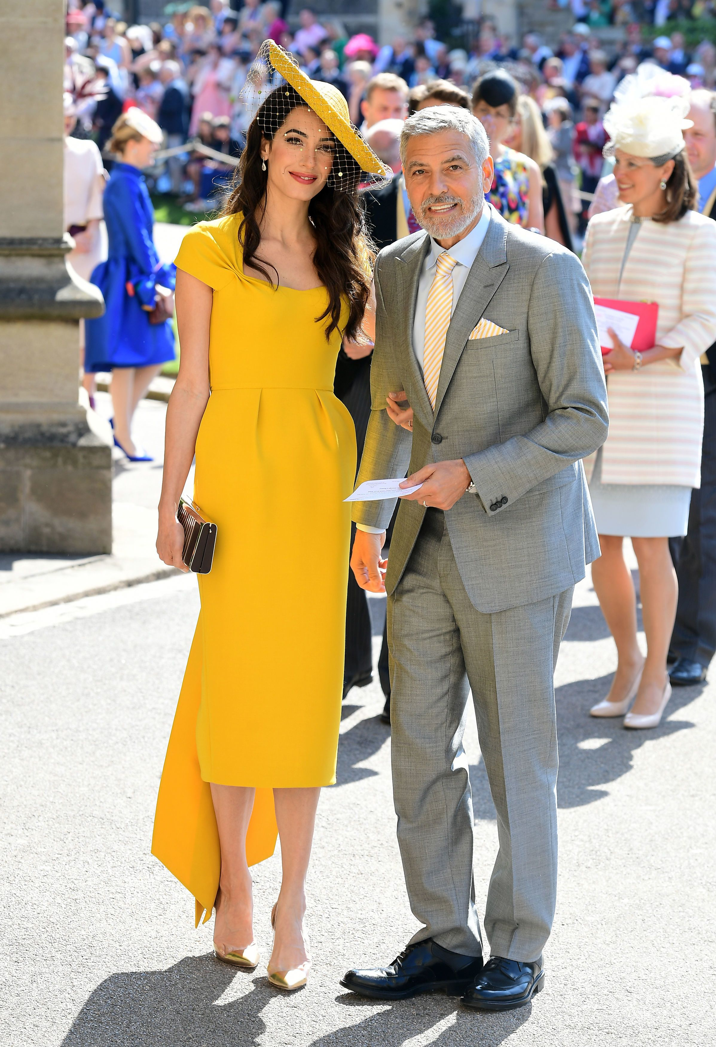 Royal Wedding Best Dressed Guests Prince Harry And Meghan Markle