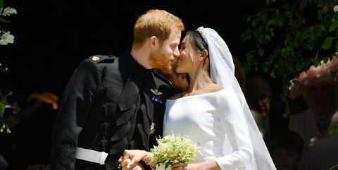 Prince Harry Meghan Markle Royal Wedding 2018